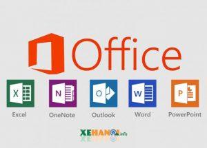 Phần mềm Office 2013 bản quyền