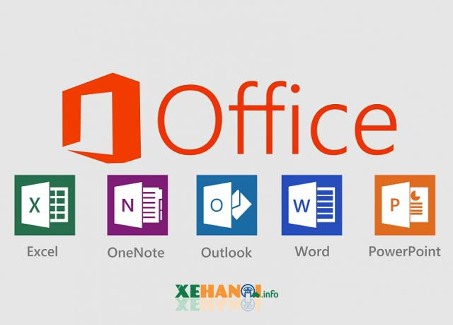 Bộ Phần mềm Microsoft Office