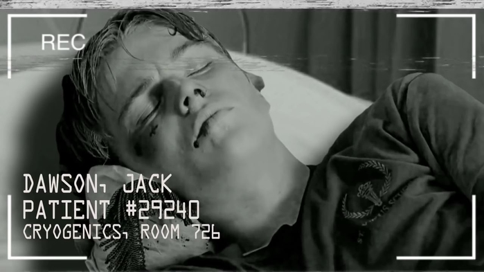 Jack phải sống trong phòng băng để thích nghi với điều kiện sống hiện tại