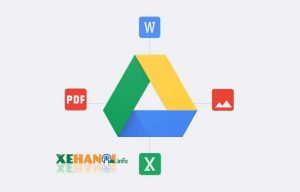 Dùng google drive làm nơi lưu trữ website