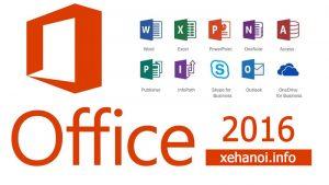 Microsoft Office 2016 full bản quyền