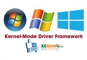 Tải Kernel-Mode Driver Framework version 1.11
