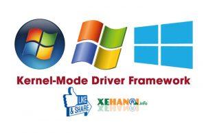 Kernel-Mode Driver Framework