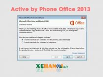 Chia sẻ key active Office 2013