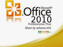 Download Office 2010 Professional Plus SP1 32 bit, 64 bit
