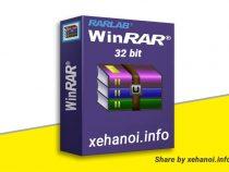 Tải Winrar 5.4 Tiếng Việt full crack bản quyền