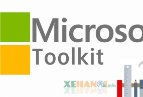 Crack Office 2016 bằng Microsoft Toolkit 2.6.4
