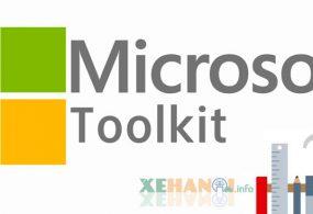 Hướng dẫn kích hoạt Office 2016 bằng Microsoft Toolkit 2.6.4