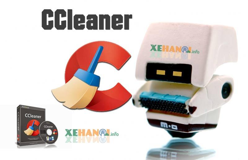 Ccleaner phần mềm dọn rác máy tính