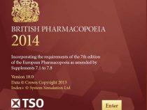 Chia sẻ Dược điển Anh – British Pharmacopoeia  2014 (BP 2014)