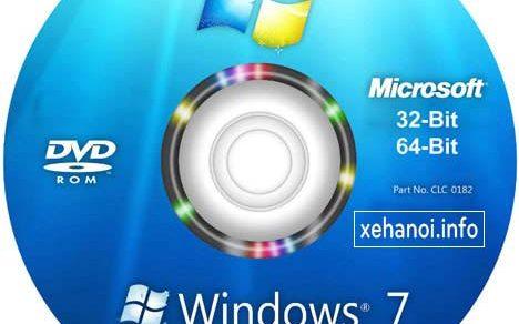 Tải bộ cài nâng cấp Windows 7 SP1