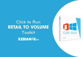 Bộ chuyển đổi Office Retail sang VL (Volume)
