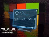 Kích hoạt Windows 10 và Office 2019 an toàn với KMS_VL_ALL 3.7