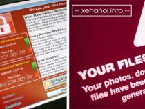 Cách phòng tránh virus mã hóa dữ liệu (Ransomware)