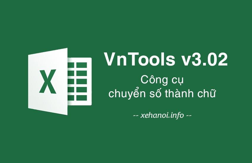 VnTools công cụ chuyển số thành chữ