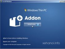 Thêm chức năng Search, Windows Photo Viewer cho Windows 7 ThinPC