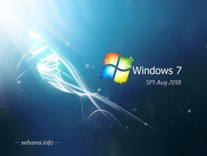 Tải Windows 7 các phiên bản update đến tháng 8 – 2018 link Microsoft