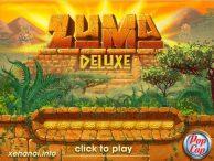 Zuma Deluxe – game Ếch bắn bóng PopCap