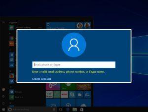 Hướng dẫn xóa tài khoản Microsoft trên Windows 10