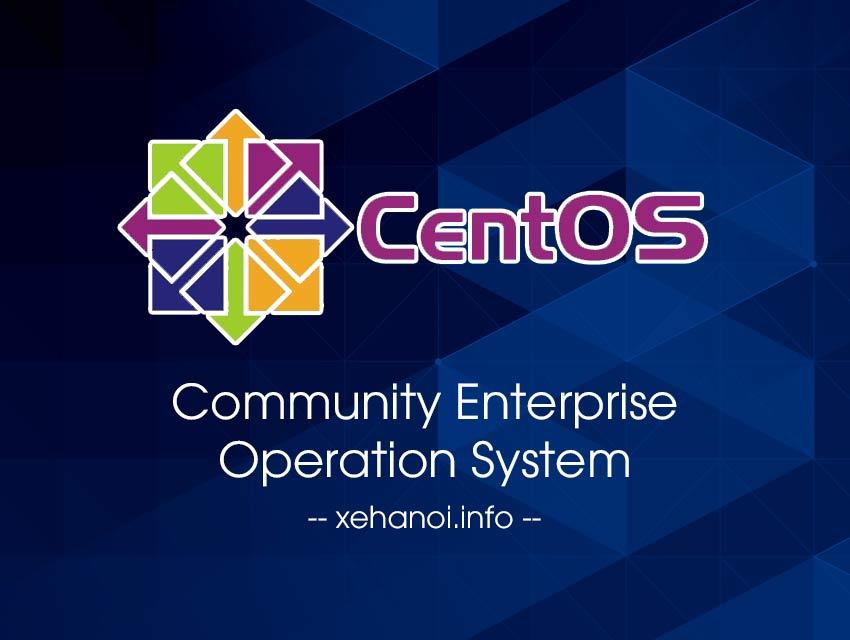 Hệ điều hành Centos