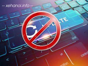 Tắt Update Windows 10 bằng Windows Update Blocker v1.6