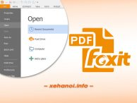 Foxit Reader Security Warning